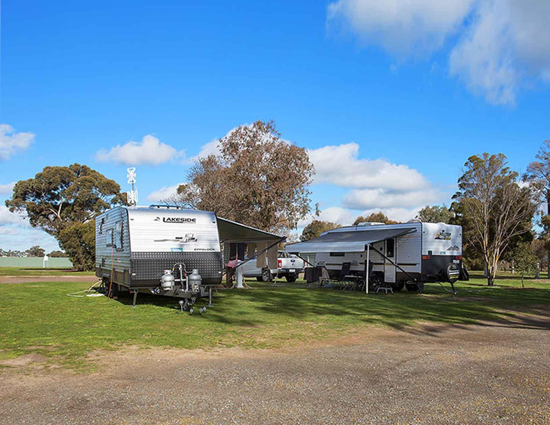 Horsham Caravan Park-HorshamHoliday Park - Grampians-Vic