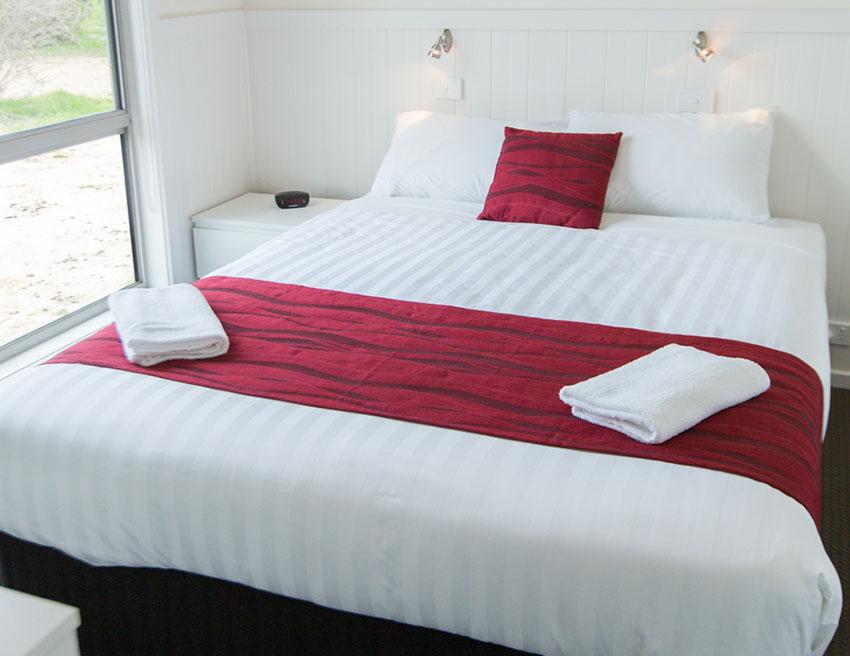 Room Horsham Holiday Park Accommodation Grampians Victoria