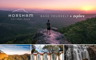 Wimmera Lakes Caravan Resort - Horsham Holiday Park